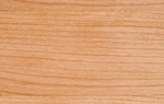 Picture of cherry wood grain