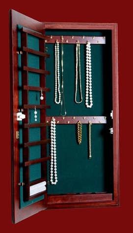 Picture of small Jewelry Closet