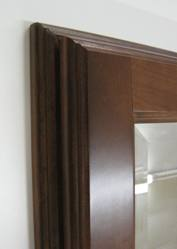 Image of recessed jewelry closet